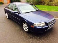 LEATHER INTERIOR+VOLVO S80 2.0 T S+EXCELLENT CONDITION