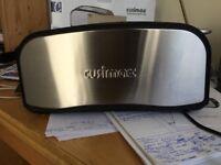 Cusimax 2 Slice Toaster