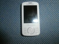 "Sony Ericsson ""Walkman"" mobile (no sim)"