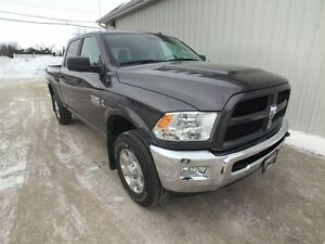 2016 Ram 2500 SLT | CUMMINS TURBO DIESEL ENGINE | ONE OWNER |