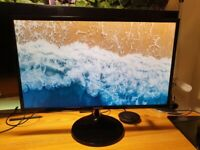 Samsung S24F350 Monitor 24 inch; Full HD 1920 x 1080