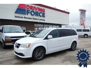 2016 Dodge Grand Caravan SXT Premium Plus Front Wheel Drive