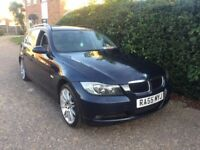 BMW 320D SERVICE HISTORY MOT AUG 18 GREAT CONDITION