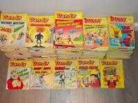 DANDY COMIC BOOK LIBRARY FULL SET 1-344 £250 THE LOT