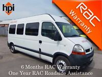 2009 Renault Master Full Disability Ambulance with PSV