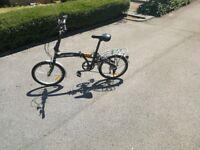 Foldable bike 18 inch