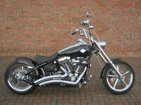 Harley Davidson Rare Rocker c