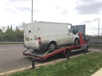 24/7 CAR BIKE BREAKDOWN RECOVERY TRANSPORT TOW TRUCK SERVICES ACCIDENT FLAT TYRE AUCTION A23 M23 A3