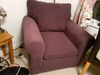 Armchair(purple)