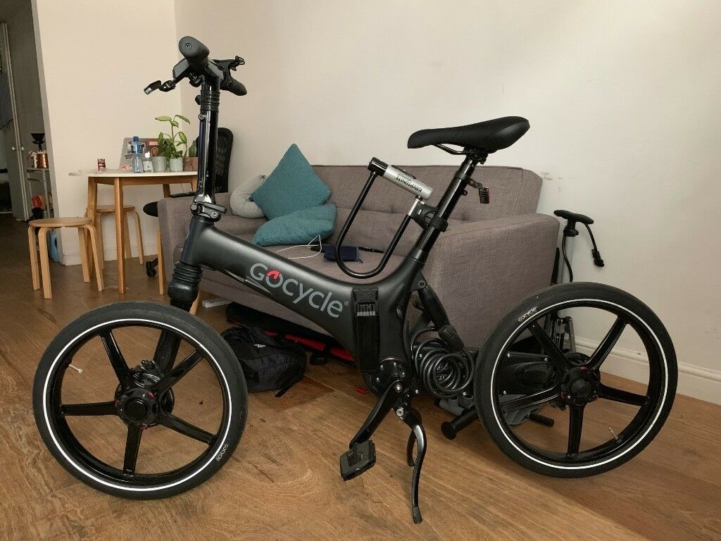 Gocycle G3 - Black ebike | in Camden, London | Gumtree