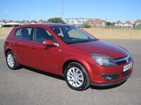2006 VAUXHALL ASTRA 1.8 LITRE ELITE VERY NICE CAR