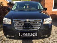 Chrysler Grand Voyager 2.8CRD AUTO 2008 Stow n'Go New Shape Full Service History 2 Keys! One owner!!