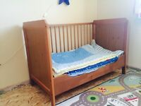 Nursery furniture and living room furniture for sale