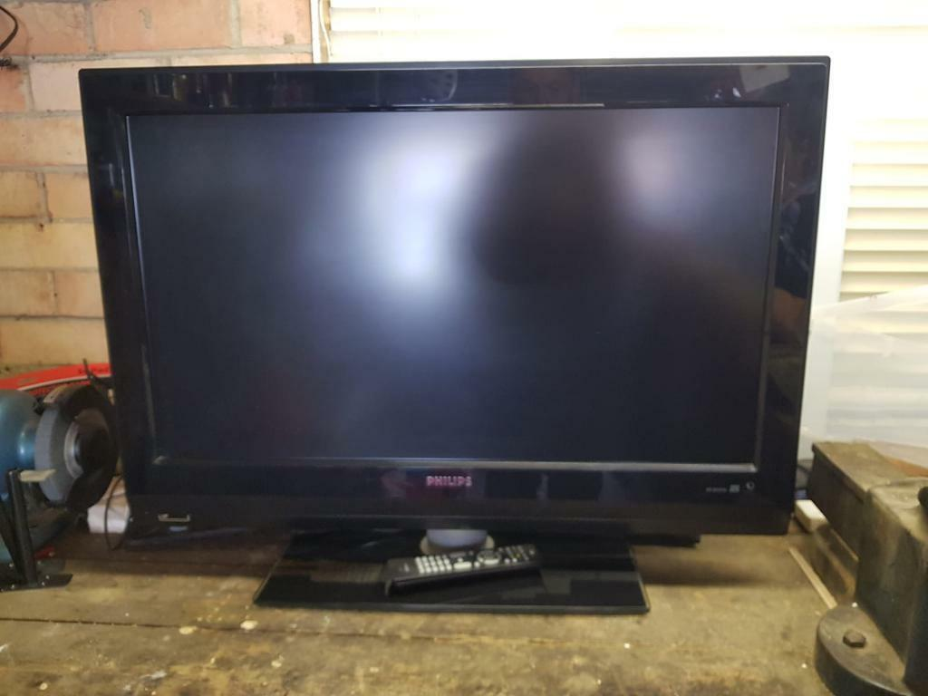 Philips flat screen Hd t v 32' | in Middlesbrough, North