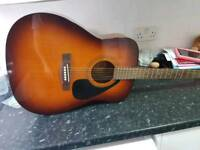 Yamaha guitar mint condition quick sale