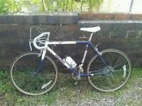 Vintage Raleigh winner bike