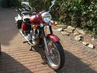 2004 Royal Enfield Electric Start 500 Bullet.