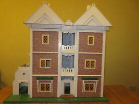 Dolls House, 3 Floors and plenty of furniture