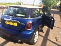 Mini Cooper D 2008 Model 1.6 Diesel Manual *Cheap Maintenance & Insurance FSH Female Owner