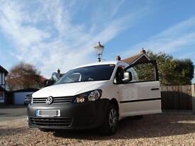 VW Caddy Startline 30,300 Miles NO VAT!