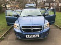 Dodge Caliber 1.8 SXT 5dr, 6 MONTH FREE WARRANTY, LEATHER SEAT, FULL SERVICE HISTORY