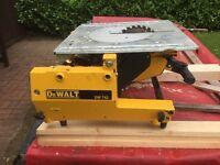 dewalt flip saw