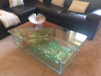 Fish Tank coffee table Collection from Dorset Aquarium