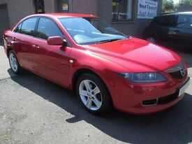 Mazda 6 1.8 TS - 12 MONTHS MOT, SERVICED, 3 MONTHS WARRANTY AND 12 MONTHS AA COVER INCLUDED