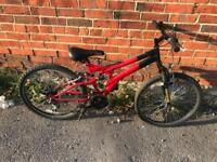 "Universal 24"" Wheel Mountain Bike. Refurbished this bike, Free Lock, Lights, Delivery"