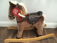 My first rocking horse (John Lewis)