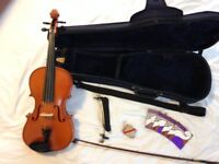 Student Viola (4/4) – Made by Andreas Zeller