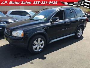 2009 Volvo XC90 I6, Automatic, Leather, Heated Seats, Sunroof, A