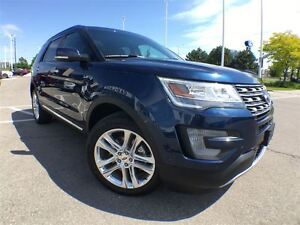 2017 Ford Explorer Limited,Fin From 0%+Low Lease Rates!!