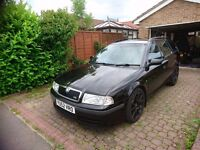 Skoda Octavia VRS sell or swap for 4x4