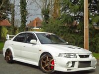 Modified Mitsubishi Lancer Evolution 6 , EVO, Import, 400BHP+ , Immaculate condition, Show Car, FAST