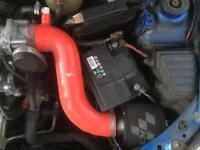 Renault Clio 172 182 sport cup trophy ktec racing ktr air filter intake induction kit