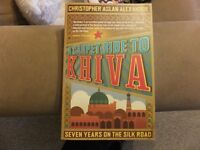 A Carpet ride to Khiva Book by Christopher Alexander