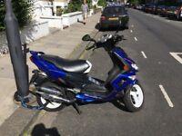 Peugeot speedflight 2 100cc scooter MOT and serviced
