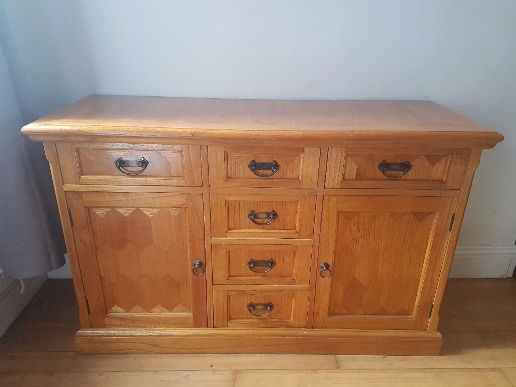 Solid wood Multi York sideboard good condition - Open to offers | in ...