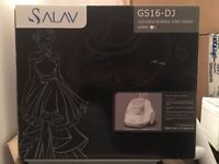 CLOTHES STEAM IRON SALAV GS16-DJ PROFESSIONAL VERTICAL GARMENT STEAMER PERFECT