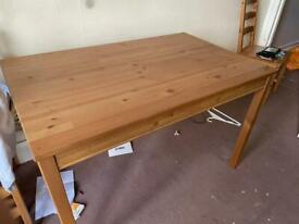 Dining table with 4 chairs MUST GO TODAY!