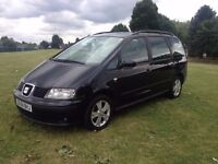 2008/58 New Spec Seat Alhambra 2.0 TDi PD Reference 6 Speed 7 Seater**Spares Or Repair**