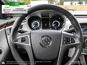 2012 Buick LaCrosse JUST ARRIVED V6 3.6L VERY WELL MAINTAINED Windsor Region Ontario image 14