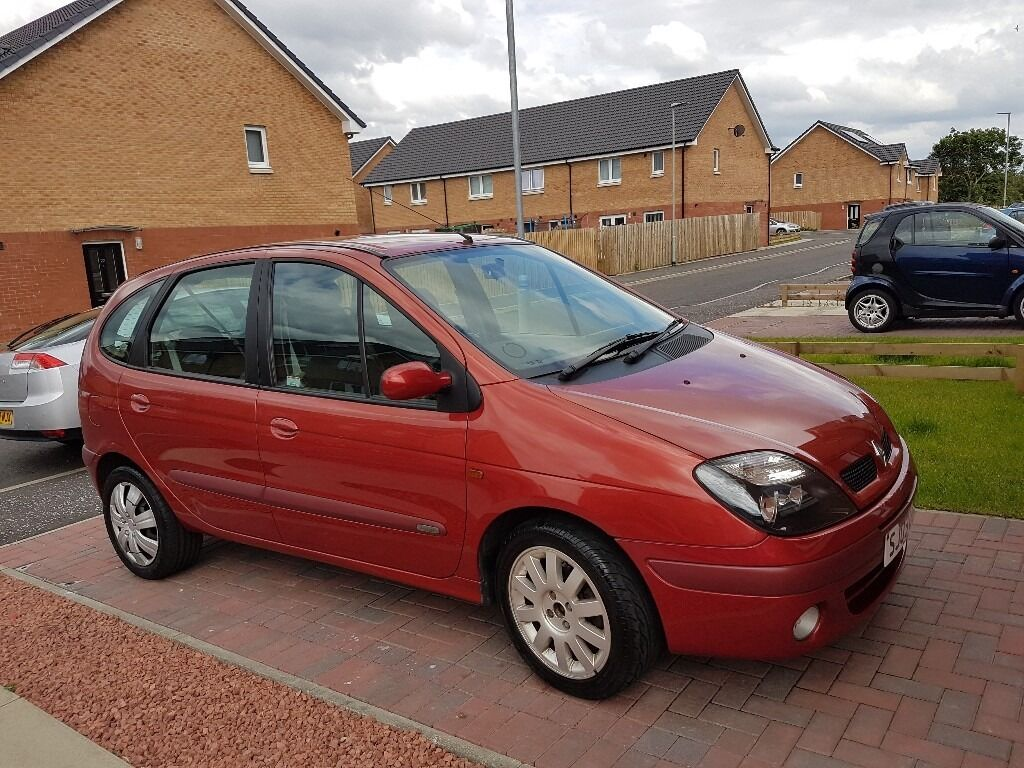 2003 renault megane scenic fidji 16v 1 4 in drumoyne glasgow gumtree. Black Bedroom Furniture Sets. Home Design Ideas