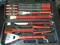 BBQ Tools in case