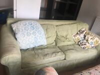 FREE 2 SEAT SOFA - pick up only