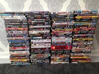 Dvd's job lot £50! There's around 144 in total