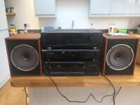 Warfendale Vintage Hifi speakers