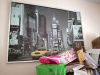 IKEA large New York picture