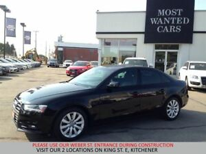 2013 Audi A4 2.0T AWD | MOCHA LEATHER | ROOF | XENON